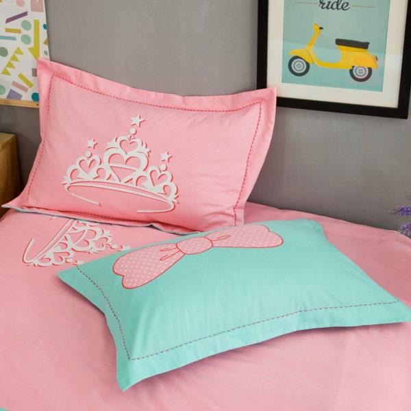 BYF SNQJ 100 Cotton Sanding Fresh Brief Bedding Set 2 600x600 - BYF-SNQJ 100% Cotton Sanding Fresh Brief Bedding Set