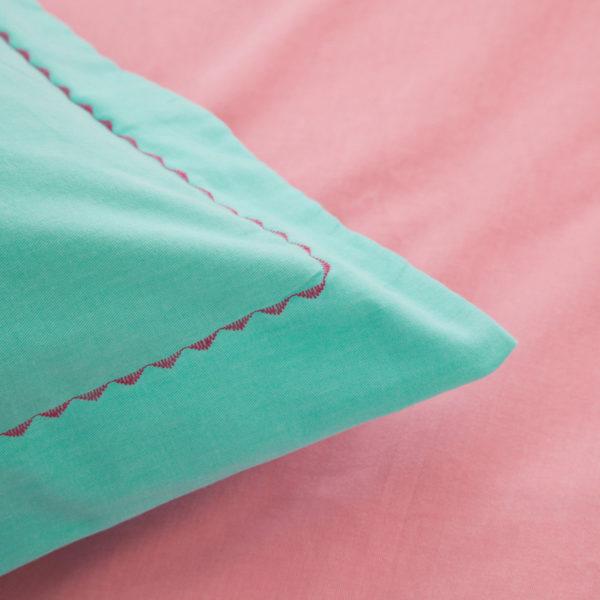 BYF SNQJ 100 Cotton Sanding Fresh Brief Bedding Set 4 600x600 - BYF-SNQJ 100% Cotton Sanding Fresh Brief Bedding Set