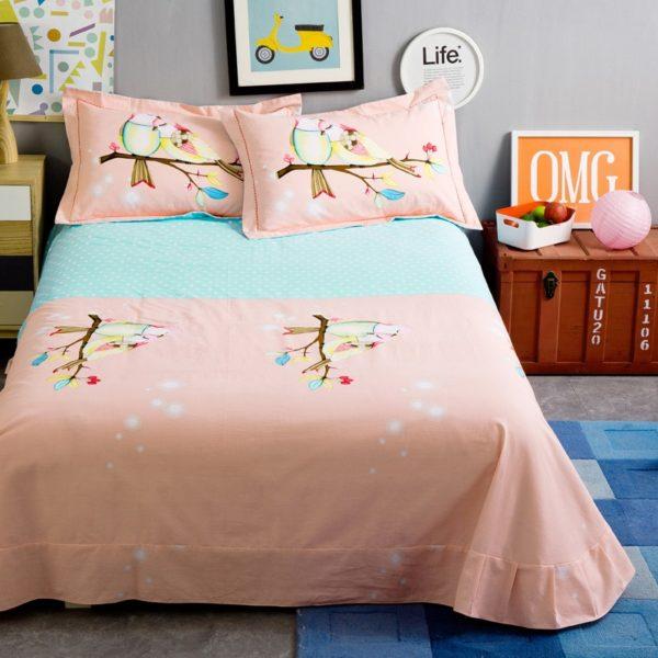 BYF TMM 100 Cotton Sanding Fresh Brief Bedding Set 1 600x600 - BYF-TMM 100% Cotton Sanding Fresh Brief Bedding Set