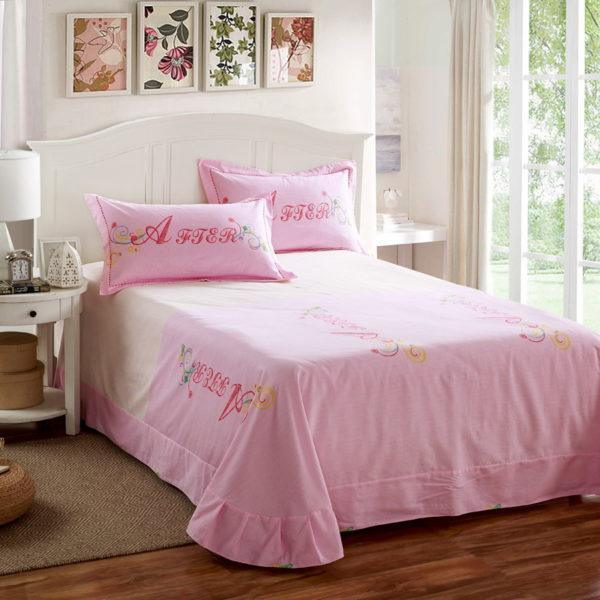 BYF XD 100 Cotton Sanding Fresh Brief Bedding Set 1 600x600 - BYF-XD 100% Cotton Sanding Fresh Brief Bedding Set