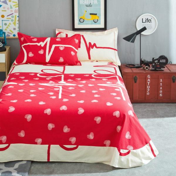 BYF XDGY 100 Cotton Sanding Fresh Brief Bedding Set 1 600x600 - BYF-XDGY 100% Cotton Sanding Fresh Brief Bedding Set