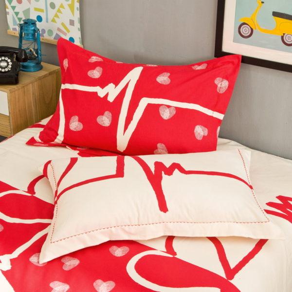 BYF XDGY 100 Cotton Sanding Fresh Brief Bedding Set 2 600x600 - BYF-XDGY 100% Cotton Sanding Fresh Brief Bedding Set