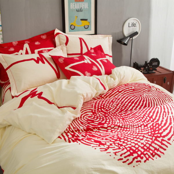 BYF XDGY 100 Cotton Sanding Fresh Brief Bedding Set 7 600x600 - BYF-XDGY 100% Cotton Sanding Fresh Brief Bedding Set