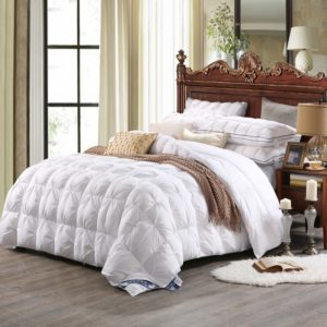 High Quality Polyester White Duck Down Comforter Model 1 1 300x300 - High Quality Polyester White Duck Down Comforter - Model 1