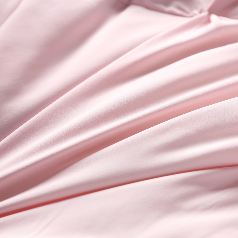 High Quality Polyester White Duck Down Comforter Model 2
