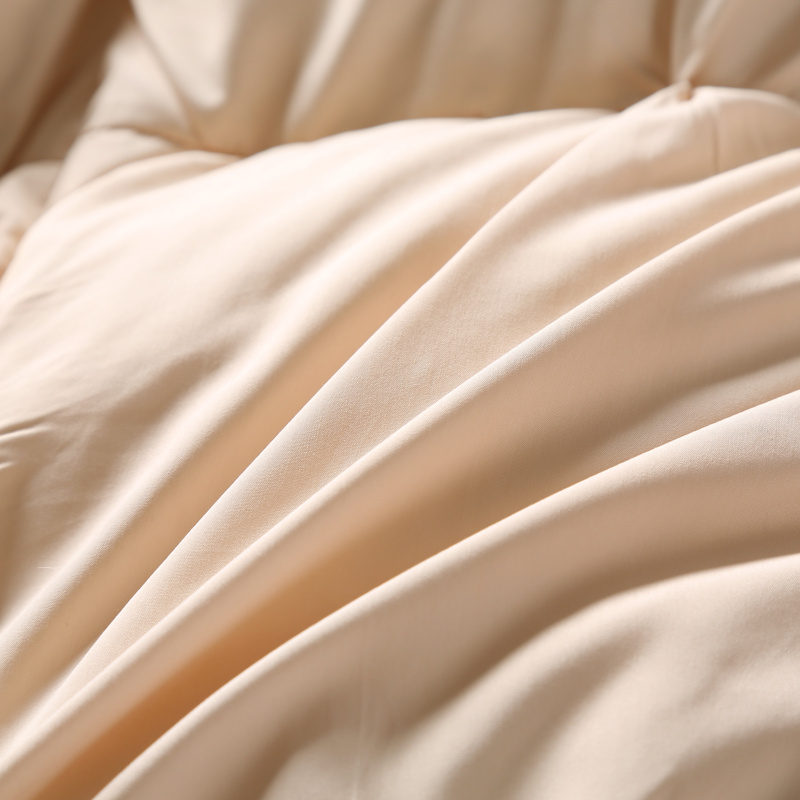 High Quality Polyester White Duck Down Comforter Model 3