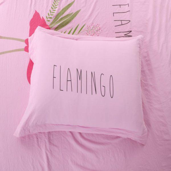 Washed fabric soft polyester Bedding Set Model CD YNTH FLMG 14 600x600 - Washed fabric soft polyester Bedding Set - Model C&D-YNTH-FLMG