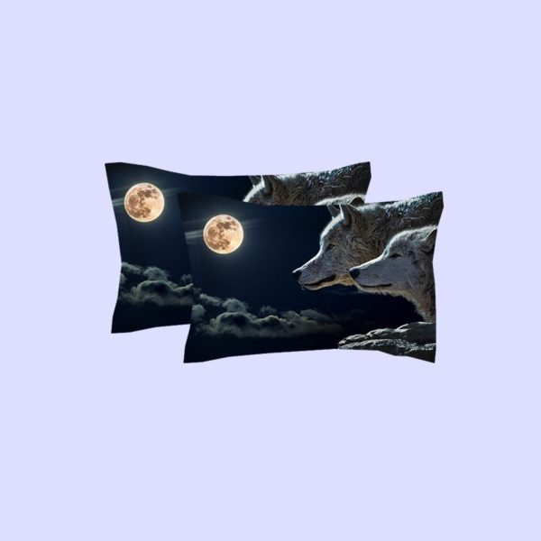 3D New Moon Wolves Printed Bedding Set 3 600x600 - 3D New Moon & Wolves Printed Bedding Set