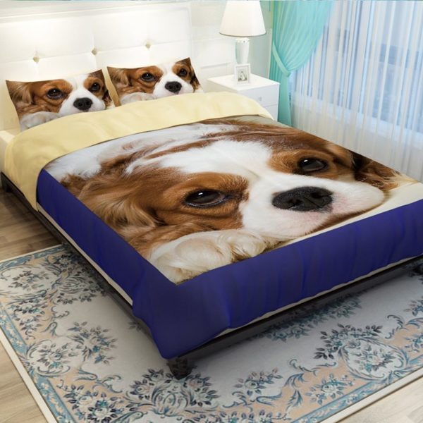 Boxer puppy printed bedding set 3 600x600 - Boxer puppy printed bedding set