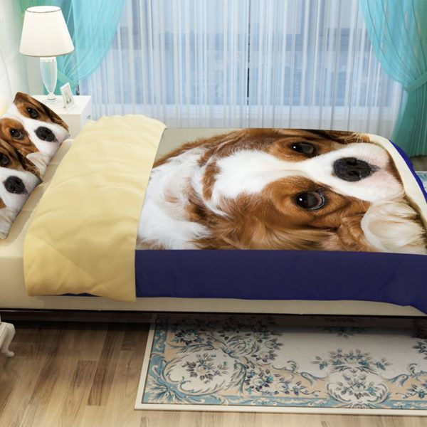 Boxer puppy printed bedding set 5 600x600 - Boxer puppy printed bedding set