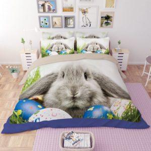 Cute Easter Bunny Printed Bedding Set 4 300x300 - Cute Easter Bunny Printed Bedding Set
