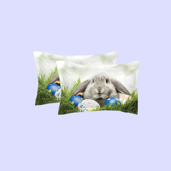 Cute Easter Bunny Printed Bedding Set 5 600x600 - Cute Easter Bunny Printed Bedding Set