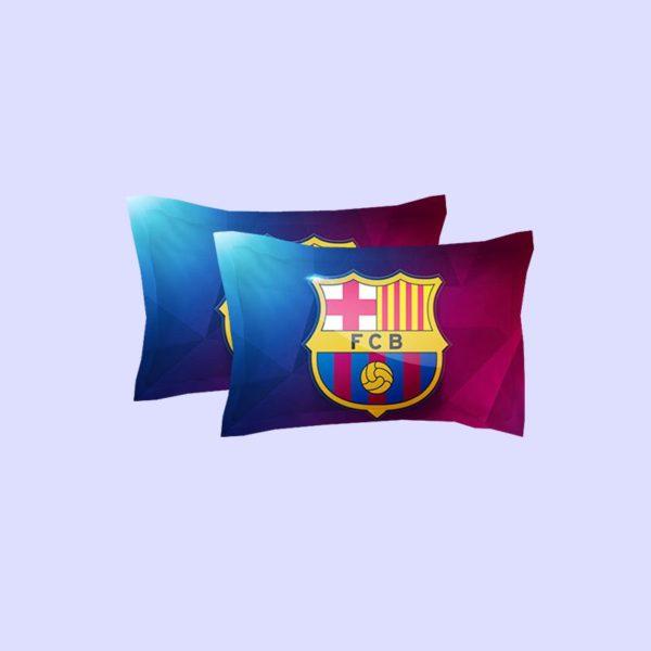 FC Barcelona 3D Logo Printed Bedding set 3 600x600 - FC Barcelona 3D Logo Printed Bedding set