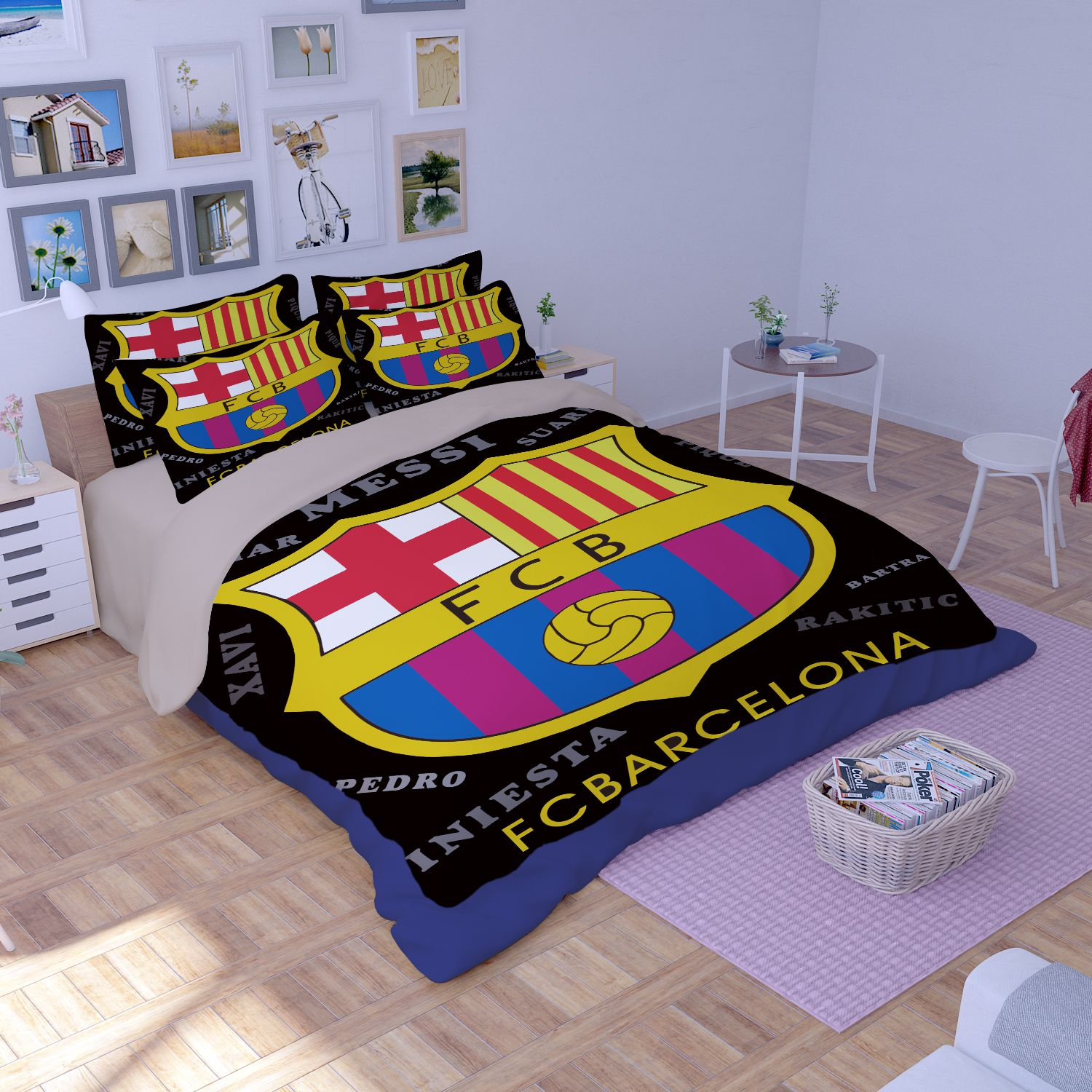 bed fifa a in soccer usa comforter blue bag gray full world twin eht queen p set flags bedding