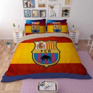 FCB Barcelona Flag Printed bedding set 1 300x300 - FCB Barcelona Flag Printed bedding set