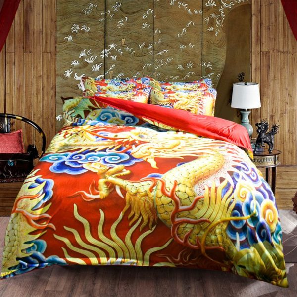 Fabulous Dragon Themed Bedding Set 1 600x600 - Fabulous Dragon Themed Bedding Set
