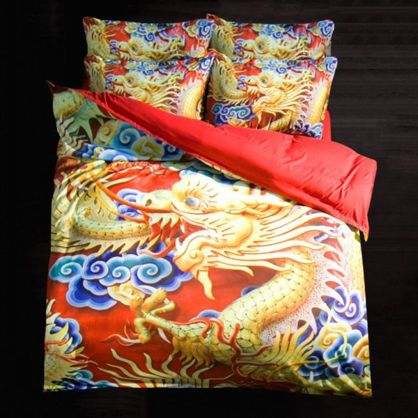 Fabulous Dragon Themed Bedding Set 4 600x600 - Fabulous Dragon Themed Bedding Set