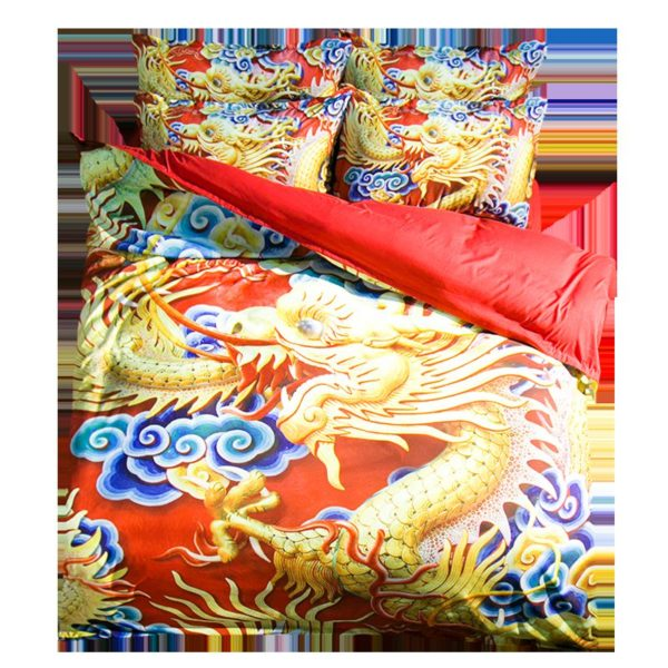 Fabulous Dragon Themed Bedding Set 7 600x600 - Fabulous Dragon Themed Bedding Set