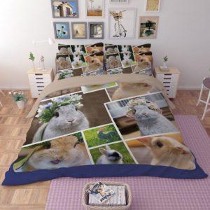 Fancy Rabbits Printed Bedding Set 5 300x300 - Fancy Rabbits Printed Bedding Set