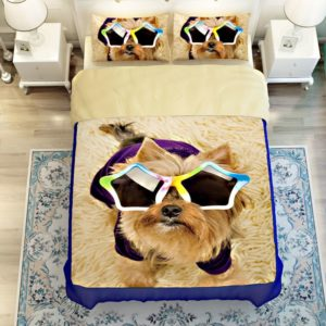 Fashion 3D Dog Beddign Set 1 300x300 - Fashion 3D Dog Beddign Set