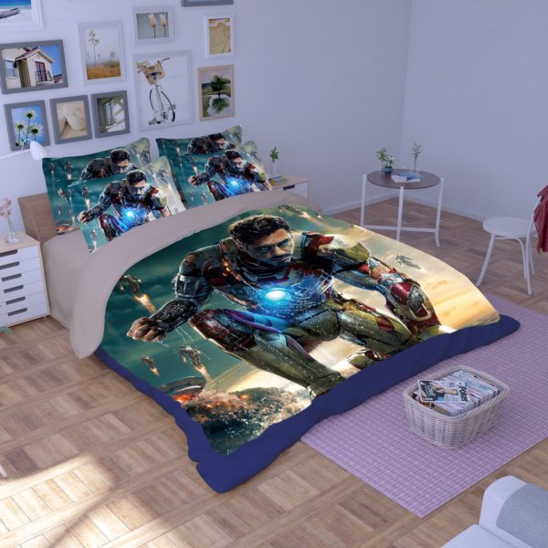 Iron Man 3 Bedding Set 1