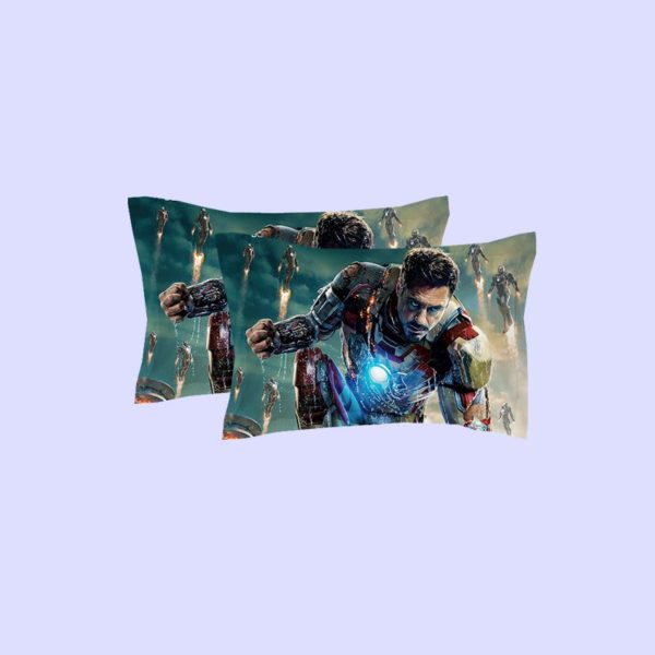 Iron Man 3 Bedding Set 2