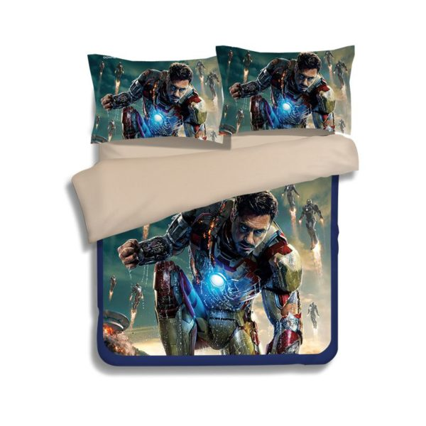 Iron Man 3 Bedding Set 3