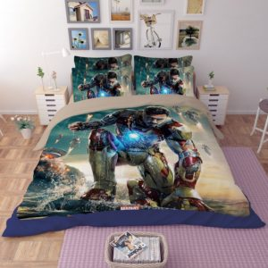Iron Man 3 Bedding Set 4 300x300 - Iron Man 3 Bedding Set