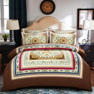Luxury Patterned Bedding Set 4 300x300 - Luxury Patterned Bedding Set