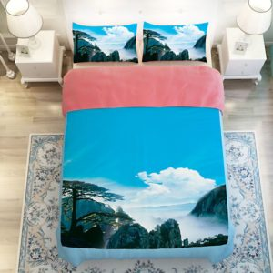 Majestic Mountain Printed Bedding Set 3 300x300 - Majestic Mountain Printed Bedding Set