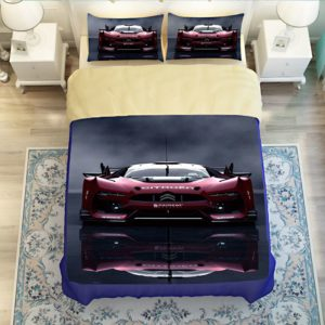 Stunning Ferrari Car Printed Bedding Set 3 300x300 - Stunning Ferrari Car Printed Bedding Set