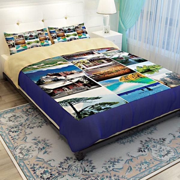 Stylish Nature Bedding Set 2 600x600 - Stylish Nature Bedding Set