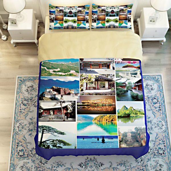 Stylish Nature Bedding Set 4 600x600 - Stylish Nature Bedding Set