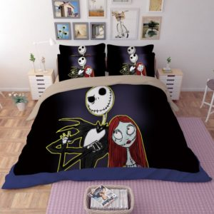 The Nightmare before Christmas Cartoon 3D Printed Bedding Sets 2 300x300 - The Nightmare before Christmas Cartoon 3D Printed Bedding Sets