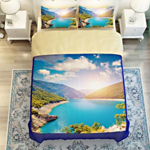 Visually Appealing River And Mountain Bedding Set 4 300x300 - Visually Appealing River And Mountain Bedding Set
