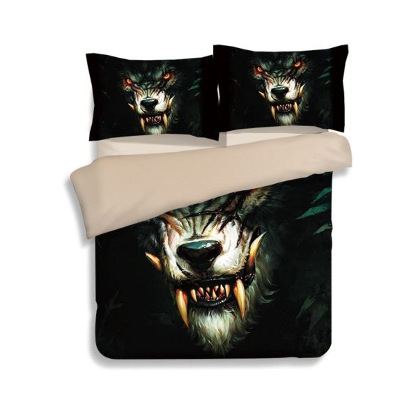 World of Warcraft Curse of the Worgen Printed Bedding Set 1 600x600 - World of Warcraft Curse of the Worgen Printed Bedding Set