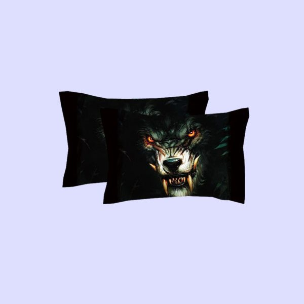 World of Warcraft Curse of the Worgen Printed Bedding Set 4 600x600 - World of Warcraft Curse of the Worgen Printed Bedding Set