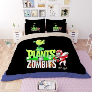 plant vs zombie bedding set 1 300x300 - plant vs zombie bedding set