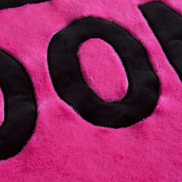 Victorias Secret Flannel Warm Embroidery Bedding LSMD PINK 6 600x600 - Victoria's Secret Flannel Warm Embroidery Bedding LSMD PINK