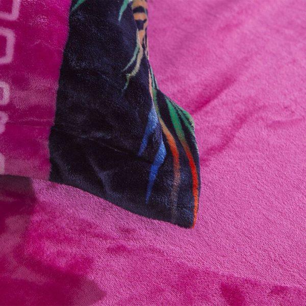 Victorias Secret Flannel Warm Printing Bedding Set YY 8 600x600 - Victoria's Secret Flannel Warm Printing Bedding Set YY