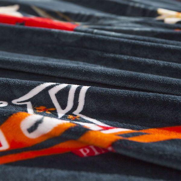 Victorias Secret Flannel Warm Printing Bedding Set ZF 5 600x600 - Victoria's Secret Flannel Warm Printing Bedding Set ZF