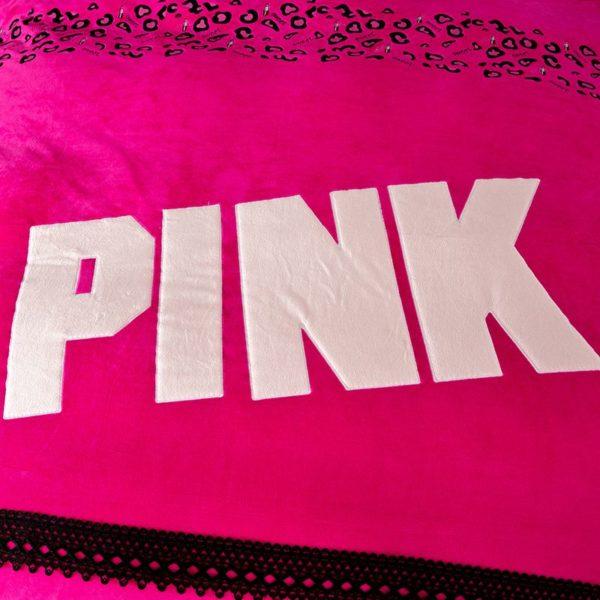 Victorias Secret Velvet Warm Lace Embroidery Bedding Set LGMX 8