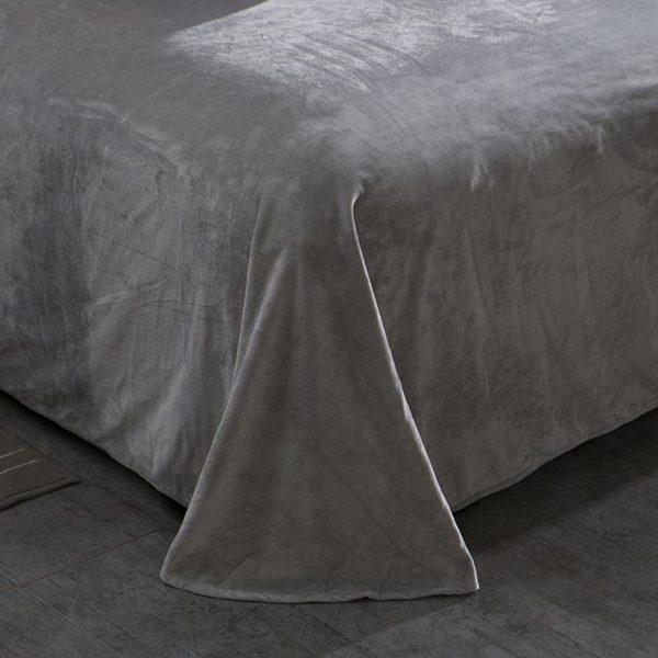 Victorias Secret Velvet Warm Tower Style Embroidery Bedding Set ASSH QF 5