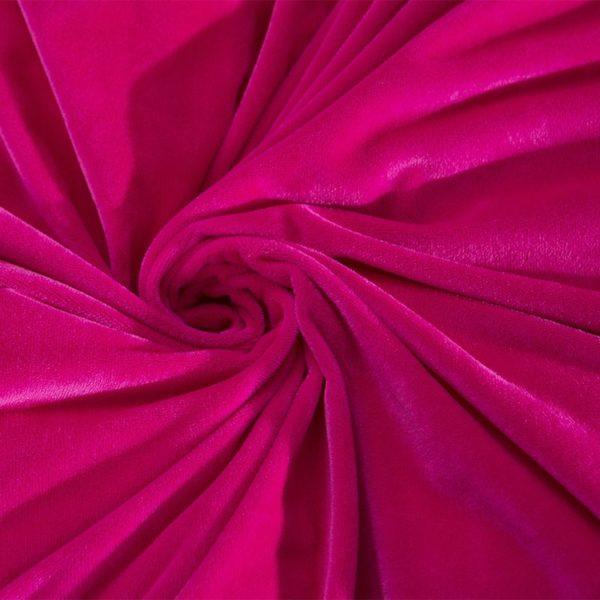 Victoria's Secret Velvet Warm Tower Style Embroidery Bedding Set ASSH-SMH