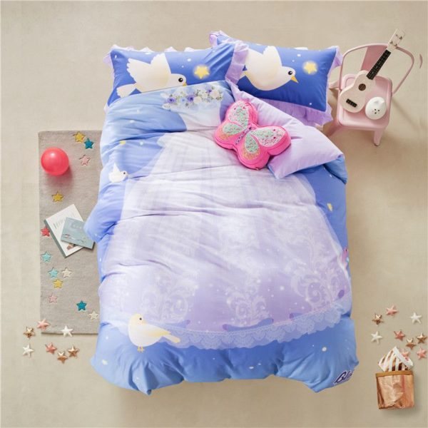 Awesome Princess Bedding Set HS 1 600x600 - Awesome Princess Bedding Set HS