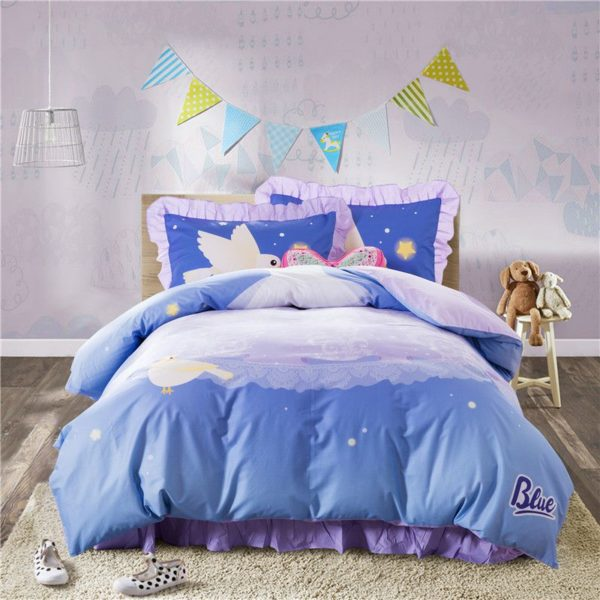 Awesome Princess Bedding Set HS 4 600x600 - Awesome Princess Bedding Set HS