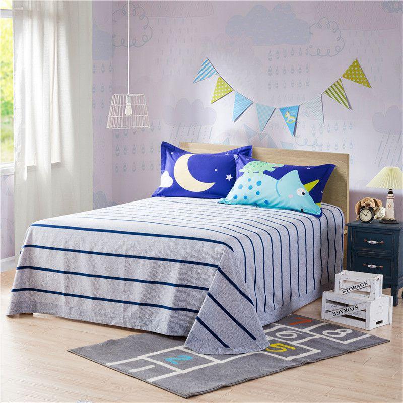 Blue Dinosaur Comforter Set Twin Queen Size Sjl Ebeddingsets