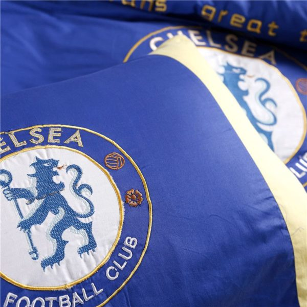 Chelsea Football Club Bedding Set Twin Queen Size 8 600x600 - Chelsea Football Club Bedding Set Twin Queen Size