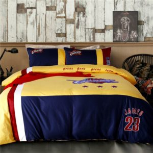 Cleveland Cavaliers Bedding Set LeBron James NBA Twin Queen Size 1 300x300 - Cleveland Cavaliers Bedding Set LeBron James NBA Twin Queen Size