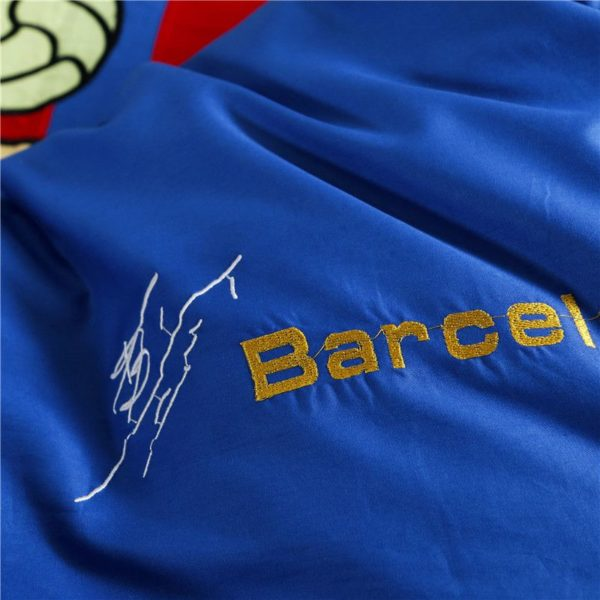 FC Barcelona Bedding Set Twin Queen Size 10